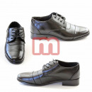 grossiste Chaussures: Enfants chaussures en cuir Slipper Gr. 26-30
