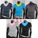 Sport Tempo libero T-Shirts Top uomini indossano c