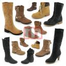 Damen Herbst  Winter Frühjahr Stiefel Schuhe