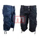 Großhandel Hosen: Herren Sommer Capri Cargo Freizeit Hose