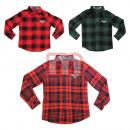 Großhandel Hemden & Blusen: Kinder Hemden Langarm Oberteile Muster