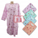 wholesale Nightwear: Ladies thermal nightgowns sleepwear