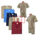 ingrosso Biancheria notte: Gli uomini pigiami pigiami pigiameria