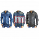 wholesale Shirts & Blouses: Men Leisure Business Shirts Gr. S-XXL