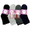 Großhandel Strümpfe & Socken: Damen Sneakersocken Baumwolle 5er Pack ...