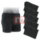 Men Panties Boxers Briefs Black