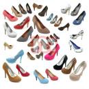 Damen Sandalen Pumps High Heels Schuhe