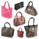 Mega Mix Damen Hand Tote Shopper Bag