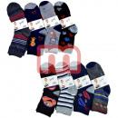 Großhandel Strümpfe & Socken: Jungen Socken Strümpfe Mix Gr. 27-39