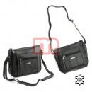 Großhandel Taschen & Reiseartikel: Echt Leder Shopper  Travel Bag Umhänge Tasche