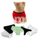 Großhandel Dessous & Unterwäsche: Damen Hüft Slips Unterhosen Gr. S-XL für 1,05 EUR