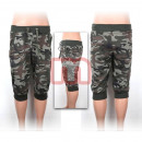 wholesale Travel and Sports Bags: Unisex Leisure Sports Pants Army camouflage look