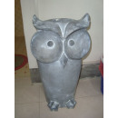 OWL / SEED VESSEL / POLY, 40 cm