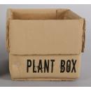 Grosshandel Pflanzen & Töpfe:-Pflanztopf Kartonlook/Beton