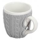 Porcelain cup, size 11,5x10 cm