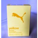 Puma Yellow woman perfume 20ml EDT