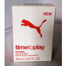 Puma Time to Play Woman perfume 20ml EDT