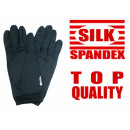 SILK GLOVE GLOVES SPANDEX
