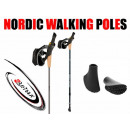 wholesale Outdoor & Trekking: NORDIC WALKING POLES STICKS