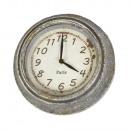grossiste Horloges & Reveils:HORLOGE EN ZINC
