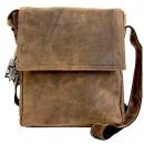 wholesale Handbags: Shoulder bag made of leather