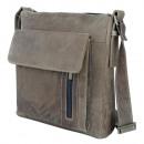 wholesale Handbags: Devrakh Shoulder Bag Organizer 100% Leather