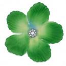 Ty Jwel Glamour  kliknięcia - Hair Kwiaty - Zielone