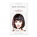 wholesale Hair Accessories: JwelU Hair  Crystals - Light Pink - Swarovski