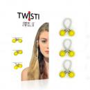 JwelU Twisti - Żółta