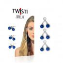 JwelU Twisti - Blue