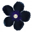 Wy Jwel Pearl  kliknięcia - Włosy Kwiaty - Black