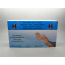 wholesale Cleaning: Disposable gloves-inch 100p
