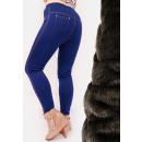 Großhandel Hosen: FL668 Warme Leggings mit klassischem Fleece