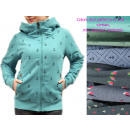 wholesale Shirts & Blouses: Women's Hoodie S-2XL, Large hood, N098