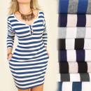 C11281 Lovely Dress, Tunic, Beautiful Neckline