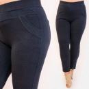SOF47 Elegant Pants, Large Sizes, Patterns