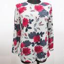 Großhandel Hemden & Blusen: Bluse, große Größen, Muster L-4XL, K2762