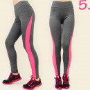 3923 Leggings, trousers FITNESS GYM TRENDS MIX