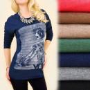 mayorista Ropa / Zapatos y Accesorios: A1977 hermoso suéter, túnica, impresión 3D de foto