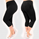 wholesale Trousers: Bamboo Leggings for Women, 2XL - 5XL, 5468