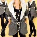 A822 sweaterjack, cardigan, damesoutfit