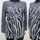 wholesale Shirts & Blouses: K2721 Warm Blouse, Large Size L-4XL, Designs