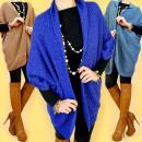3647, LAX chaqueta, suéter, PATRÓN: Trenza