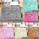 wholesale Cushions & Blankets: Blancket , Fluffy Plaid 160x200, Colors, Z036