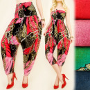 wholesale Fashion & Mode: BB119 IMPERSSIVE  OVERALL, LOOSE HAREM PANTS