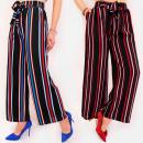 Großhandel Hosen: C17679 Damenhosen, HIT IN CULOTTE STYLE