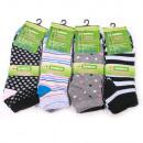 Großhandel Strümpfe & Socken: Frauen Bambus Socken, Fitness 35-38, 5292