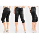 A1996 Fancy Pants, Brokat Schriftzug Jeans