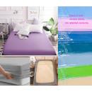 wholesale Bedlinen & Mattresses: Bedsheet with elastic band, 180x200, Z143