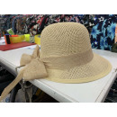 wholesale Fashion & Apparel: Summer Hat With Ribbon, Audrey Style 6496